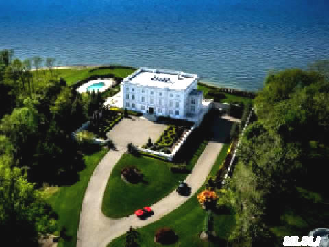 Center island mansion for Long island estates for sale