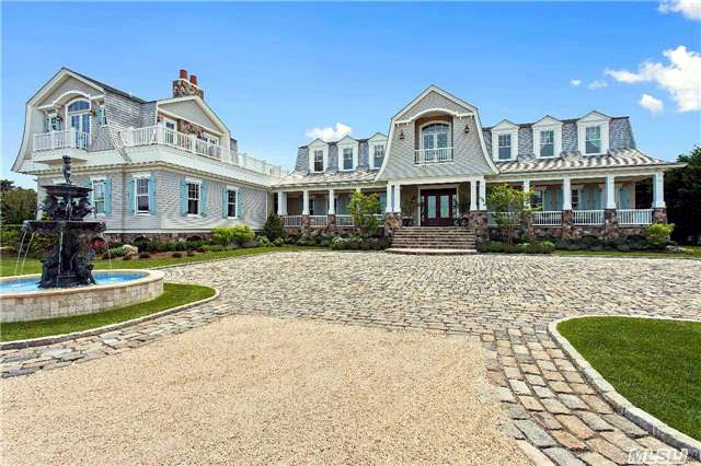 Long Island Oceanfront Homes