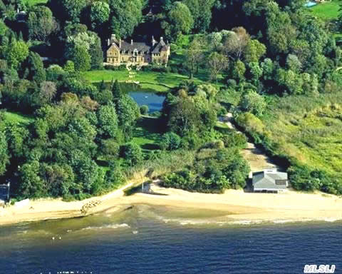 Glen Cove, Long Island Mansion For Sale