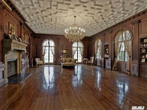Gold coast mansions for Mansion floor plans with ballroom