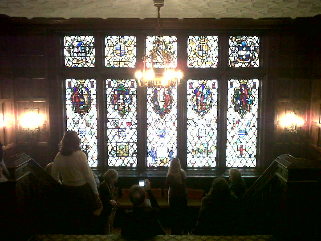 Shakespeare Inspired Stained Glass Windows - Mill Neck Manor