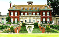 A privately managed mansion - Westbury Gardens