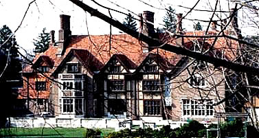 Gold Coast Mansion -Caumsett, The Chimney's - Christian homes Estate.  New York.